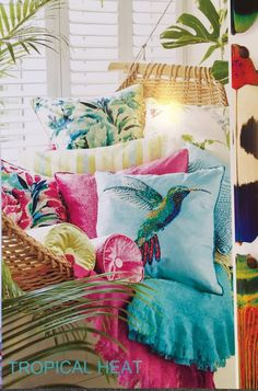 Color Nation Trend Forecast Home, Lifestyle & Interiors SS2017