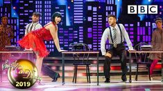 Emma and Anton Charleston to Thoroughly Modern Millie - Week 11 Musicals Bbc Strictly Come Dancing, Ice Dance, It Takes Two, Professional Dancers, Best Dance, Children In Need, Anton, Charleston, Musicals