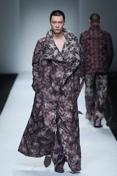 Xinshen Linen Sunlin Fall-Winter 2017 - Shanghai Fashion Week