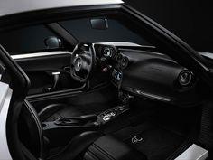 2013 Alfa Romeo 4C Launch Edition - Interior