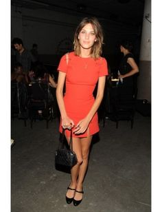 Twenty-Nine of Alexa Chung's Best Outfits : Lucky Magazine