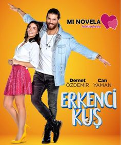 Erkenci Kus (English: Early Bird) is a Turkish drama series broadcast on Star TV. The show premiered on June It stars Demet Ozdemir as Sanem Soysal. Drama Tv Series, Tv Series To Watch, Watch Tv Shows, Turkish Men, Turkish Actors, Tv Show Workouts, Audio Latino, The Image Movie, Movies To Watch Online