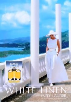 Estee Lauder White Linen : Fragrance Review