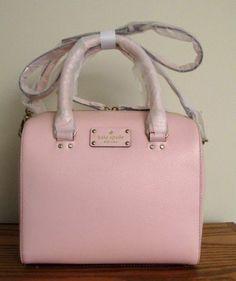 d5b59e12ead0 Kate spade Wellesley alessa is ballet slipper pink. My second Kate spade.
