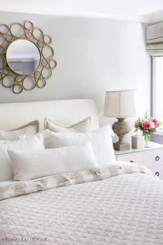 Guest room in textur