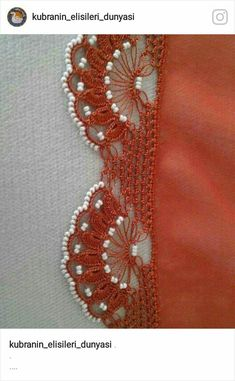 Saree Tassels Designs, Saree Kuchu Designs, Blouse Designs, Tatting Tutorial, Fabric Embellishment, Crochet Lace Edging, Needle Lace, Embroidery Stitches, Crochet Earrings