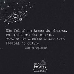 frases, poesias e afins — via 946 - Poesia More Than Words, Some Words, Deep Tumblr, Cool Phrases, Love Is Everything, Sad Love, Some Quotes, Amazing Quotes, Inspire Me