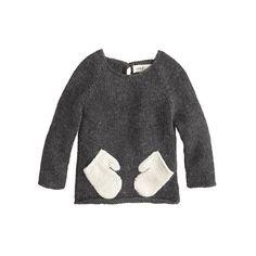 J.Crew - Baby Oeuf® hug me sweater