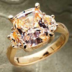 Cognac diamond aura 11 carat -