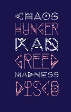 MANA UT (Endemic) Free font by Rafa Goicoechea, via Behance