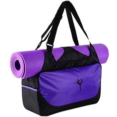 Faswin Yoga Mat Tote Bags * You can find more details by visiting the image link. (This is an affiliate link and I receive a commission for the sales) #Yoga