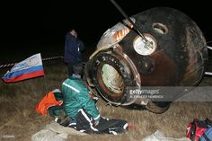 russian cosmonaut space capsule - Google Search