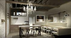Sneak peek at The Waffle Affair - Newport Beach rendering. Savory Waffles, Newport Beach, Spice Things Up, Affair, Furniture, Home Decor, Homemade Home Decor, Home Furnishings, Interior Design