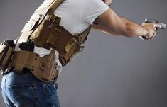 Hide a Full Loadout and More with HTC photo Tactical Vest, Tactical Clothing, Kydex, Battle Belt, Military Gear, Police Gear, Plate Carrier, Tactical Equipment, Tac Gear