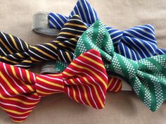 harry potter house colors hufflepuff ravenclaw slytherin gryffindor boys bow tie neck wear adjustable elastic character hand sewn accessory