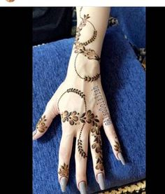 Hina, hina or of any other mehandi designs you want to for your or any other all designs you can see on this page. modern, and mehndi designs Latest Henna Designs, Floral Henna Designs, Arabic Henna Designs, Modern Mehndi Designs, Mehndi Design Pictures, Mehndi Designs For Girls, Unique Mehndi Designs, Beautiful Mehndi Design, Simple Mehndi Designs