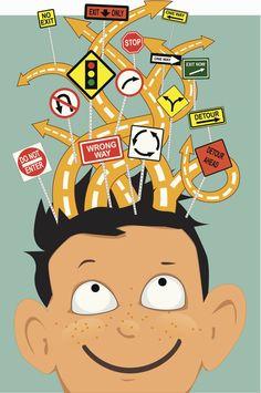 TDAH: 5 trucs pour aider la concentration des petits et des grands