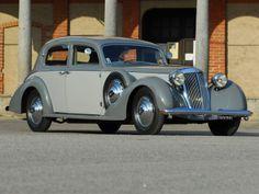 Lancia Astura 4ª Serie Stabilimenti Farina Berlina '1937–39