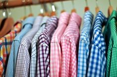 gotta love colorful gingham. i could wear it every day.~~~~~me to~