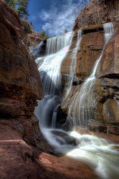 Waterfall #outdoor