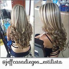 #belleza #estilo #imagen #moda #mechas #iluminaciones #rayitos
