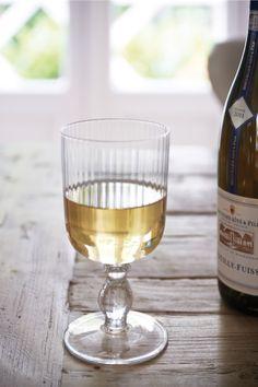 RM Ponte Vecchio Wine Glass White