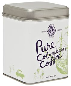 Pure Colombian Coffee, Liberty Food. Shop more Christmas Food Gifts from the Christmas Shop at Liberty.co.uk