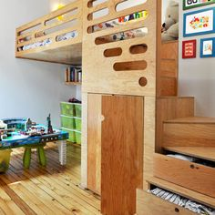 Ideas For Loft Beds Design, Pictures, Remodel, Decor and Ideas - page 4