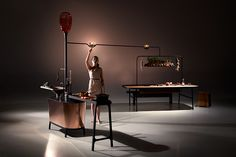 Dutch electronics company Philips has designed the Microbial Home Probe concept.