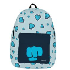 Want!!! get it at http://shop.maker.tv/collections/back-to-school-2014/products/pewdiepie-backpack for $35.00