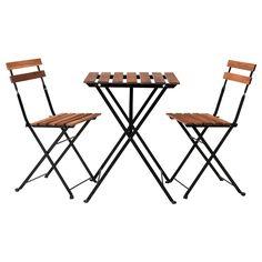 TÄRNÖ Stůl+2 židle, venk. - IKEA