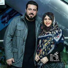 بیوگرافی نسترن خواننده Niosha Zeyghami and her husband | Sexy Iranian | Pinterest