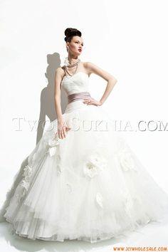 Robe de mariée Jasmine T395 Couture - Bestsellery