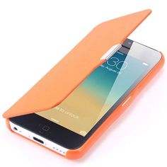 For iPhone 5C Cases New Affordable Fashon Ultra Thin Magnetic Flip Leather Case For iPhone 5C Durable Full Protective Cover 5C