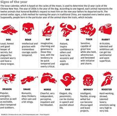 Chinese zodiac - I am year of the pig. This year 2014 will be year