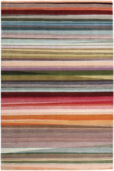 Designer rugs by Paul Smith designed exclusively for The Rug Company. Discover inspirational and luxurious Paul Smith rugs for your home. Shop now. Paul Smith, Dining Room Paint, Childrens Rugs, Rug Company, Paint Stripes, Sheepskin Rug, Floral Rug, Natural Rug, Contemporary Rugs