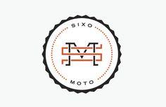 Nike Motocross by Allan Peters, via Behance Stationary Branding, Stationery Design, Logo Branding, Identity Design, Logo Design, Type Design, Brand Identity, Motocross Logo, Motocross Wedding