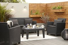 5 fabulous outdoor seating ideas!
