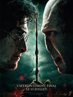"""Harry Potter """"les reliques de la mort"""" Partie 1 & 2. DVD"""