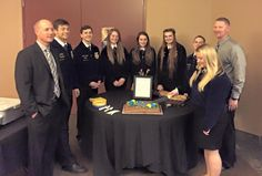 Members of our #FFA Team will be attending the Made for Excellence/Advanced Leadership Academy today and tomorrow in Visalia. Please pray that their travels are safe and that the Lord keeps their hearts and minds open for personal growth and leadership development. #GoEagles