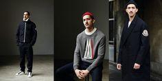Moncler et AMI s'associent pour une collection Automne/Hiver 2015 relevée - http://www.leshommesmodernes.com/moncler-ami-automne-hiver-2015/