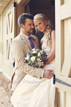 Georgia Bride and Groom   Vinewood Weddings & Events