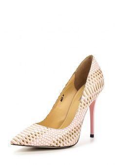 Туфли Vitacci, цвет: мультиколор. Артикул: VI060AWHZL51. Женская обувь / Туфли