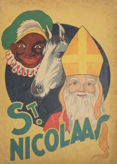 Sinterklaas 'boek' ca. 1927
