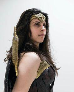 Dc Universe, Dreadlocks, Wonder Woman, Superhero, Hair Styles, Beauty, Women, Hair Plait Styles, Hair Makeup