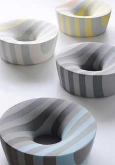 Tomoko Sakumoto Ceramics http://decdesignecasa.blogspot.it