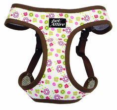 Pet Attire Adjustable Designer Wrap Harness, Our Pet Attire Ribbon Designer Wrap Adjustable Dog Harness is easy to put on and take off and feature dual D-rings and a snap-lock buckle for strength. Dog Food Storage, Pet Boutique, Dog Shower, Online Pet Supplies, Dog Shedding, Dog Chew Toys, Dog Diapers, Small Puppies, Dog Eyes