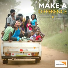 5/25/14: You have the power to change a child's life today! Your sponsorship will help keep them fed, clothed, and in school. Read real stories from sponsored children at: http://www.worldvision.org/sponsor-child/learn-about-sponsorship?&campaign=108929189
