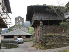 San Emiliano Allande, Asturias