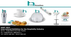 HOST 2013 International Exhibition for the Hospitality Industry 밀라노 호텔/케이터링/커피 박람회